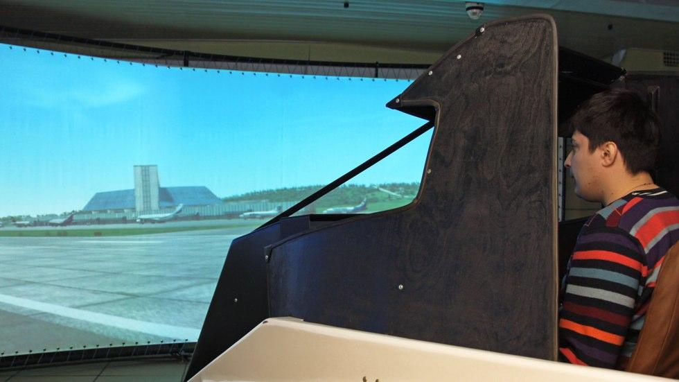 Модернизация вертолетного пилотажного стенда ВПС-4