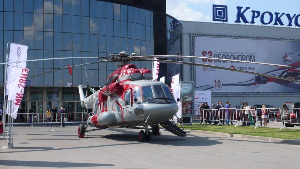 HeliRussia 2012: How it works