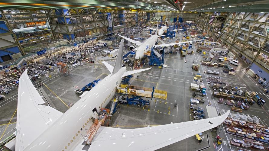 Производители авиалайнеров задаются вопросом: далеко ли до вершины?