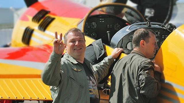 Третий Чемпионат Москвы по высшему пилотажу