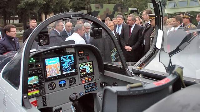 Сербская «Утва» смотрит в Россию