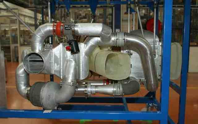 Отбор воздуха от двигателей или из атмосферы?
