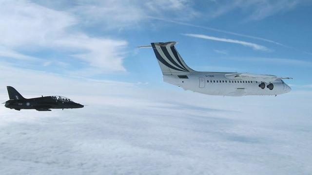 Куда бы приткнуть Avro RJ85 (BAe 146)?