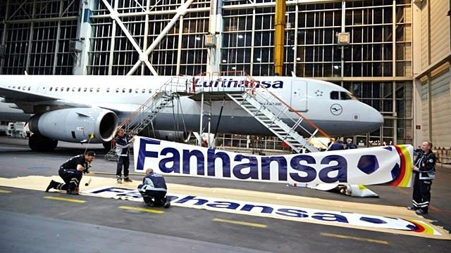 «Фанатская» авиакомпания