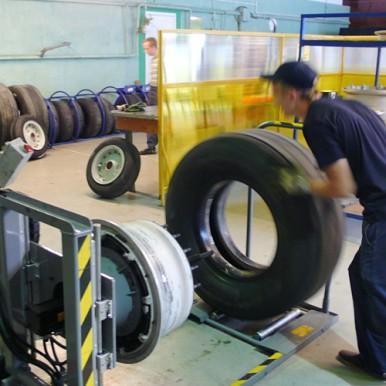авиационные шины и диски