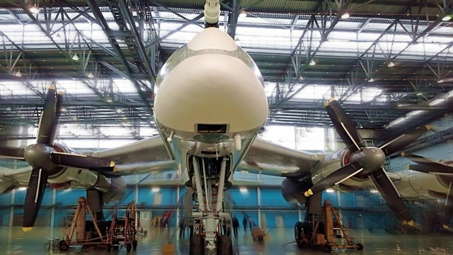 Ту-95МС модернизирован на 10 лет вперёд