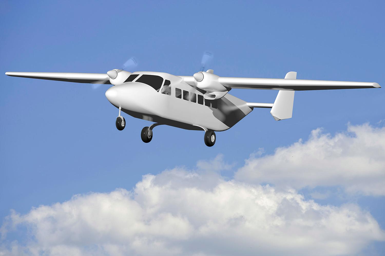 Двигатель есть, будет и самолёт