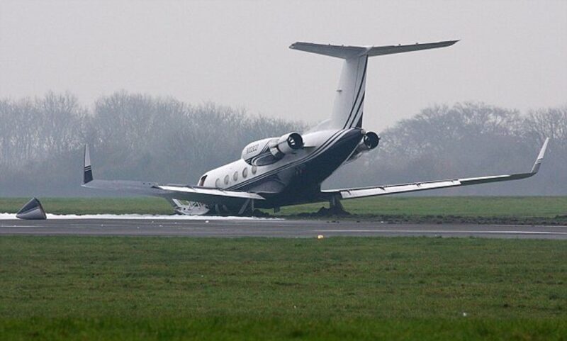 Коллективный эталон безопасности аэродромов ГА Великобритании