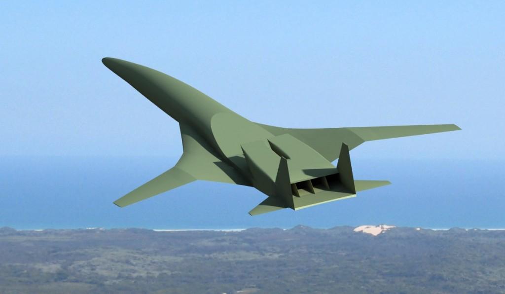 Supersonik Business Jet