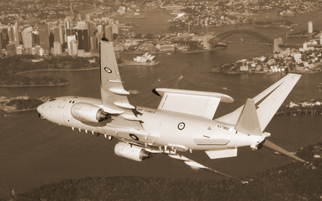 B-737_Wedgetail_Peace Eagle