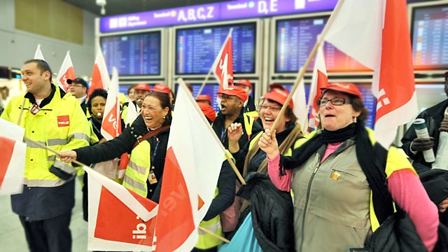GERMANY-STRIKE-UNION-AIR-TRANSPORT